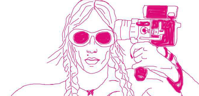 Natascha Stellmach: I Don't Have A Gun