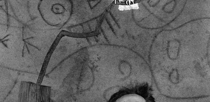 Roger Ballen, 'Scream' 2012. Image Courtesy of the artist and MONA Museum of Old and New Art, Hobart, Tasmania, Australia