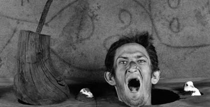 Roger Ballen, 'Scream' (detail) 2012. Image Courtesy of the artist and MONA Museum of Old and New Art, Hobart, Tasmania, Australia