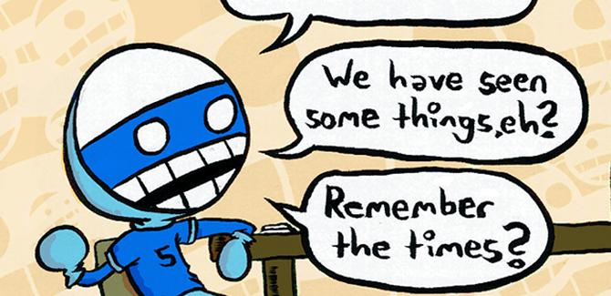 Comics Face Special Event
