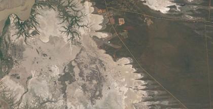 Imagery © 2015 CNES / Astrium, Map Data © 2015 Google