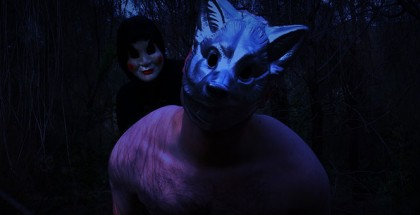 still from Dark Night of the Werewolf - Casper Jean Rimbaud