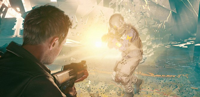 Cam Rogers: writing Quantum Break