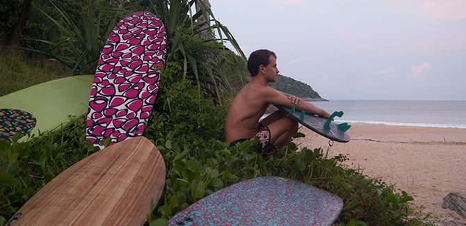 Finding the Art in Phuket