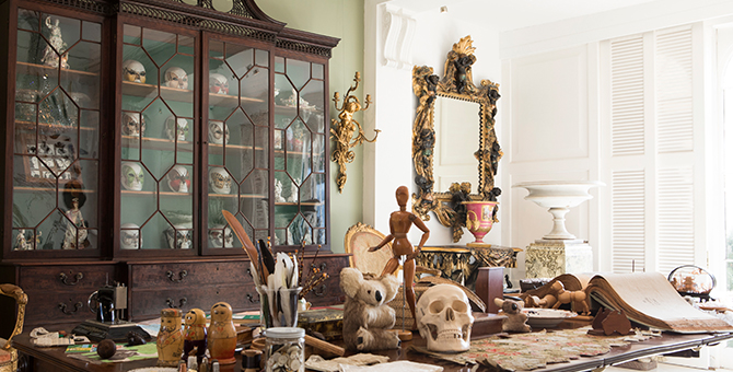 Patterns of Collecting | troublemag