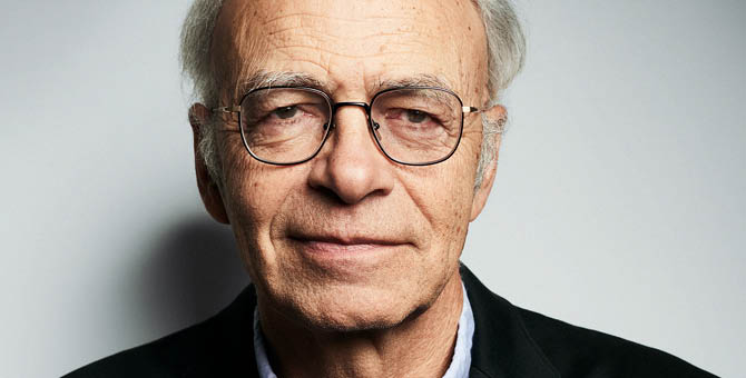 Peter Singer: The Life You Can Save (May Be Your Own)